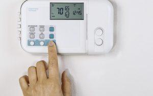 HVAC Thermostat Settings